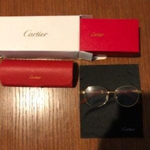 Cartier eyeglasses frames glasses